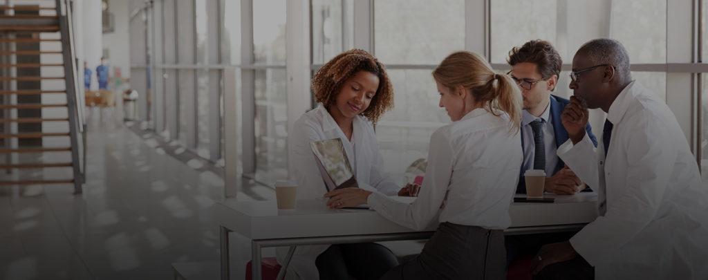 healthcare management professionals