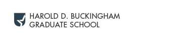 Harold D. Buckingham Graduate School