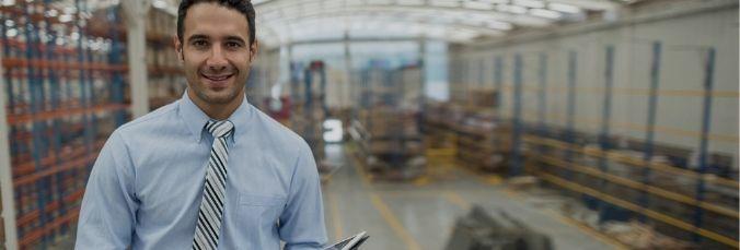 business logistics professional