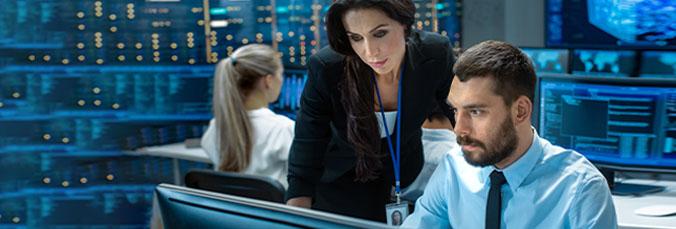 intelligence management professional