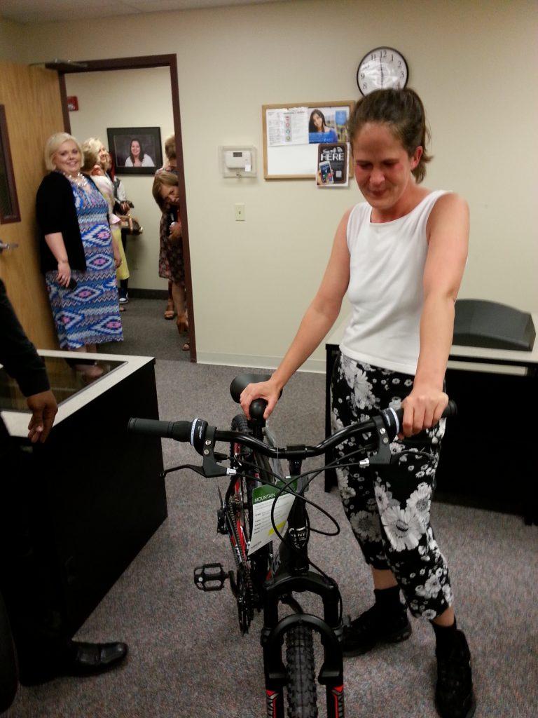 nau bicycle surprise