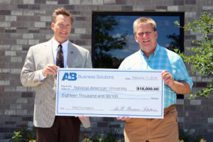 nau foundation featured donor