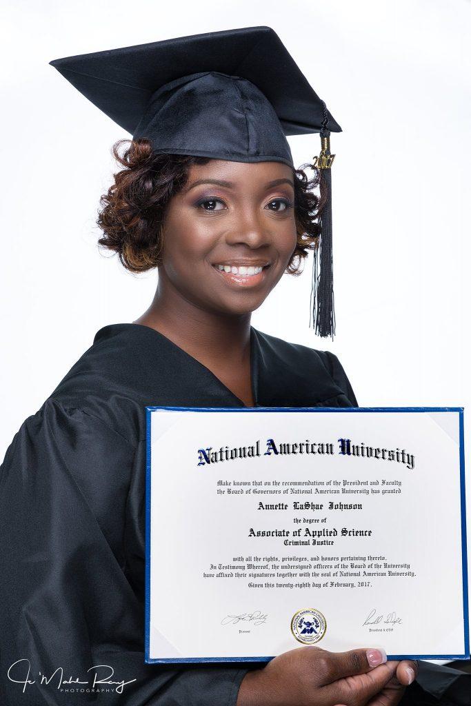 lashae johnson graduate