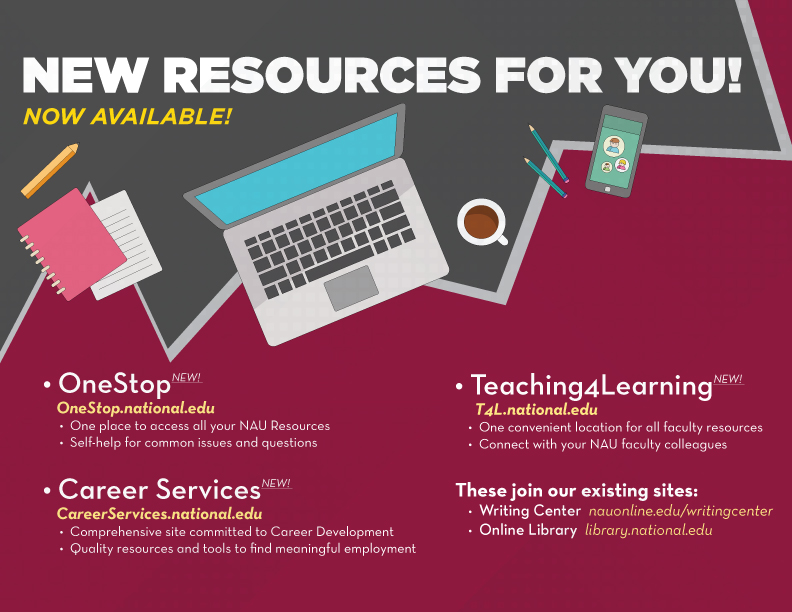 nau new student resources