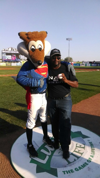 nau sky sox baseball charity