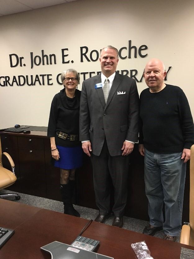 nau graduate center deans