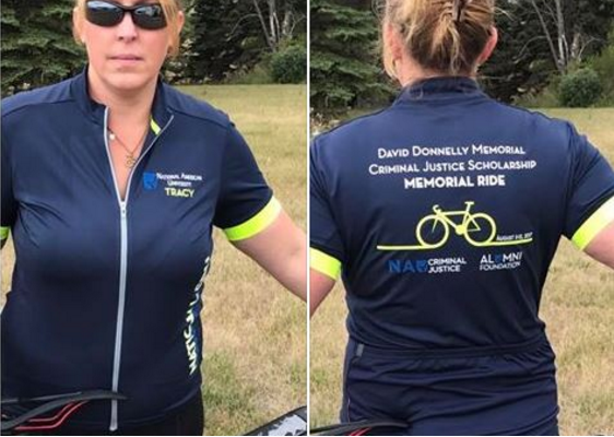 david donnelly scholarship bike ride