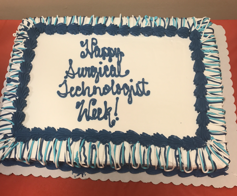 happy surgical technologist week