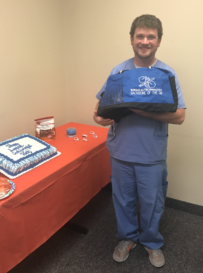 surgical technologist week tulsa