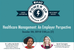 Healthcare Management: An Employer Perspective Webinar